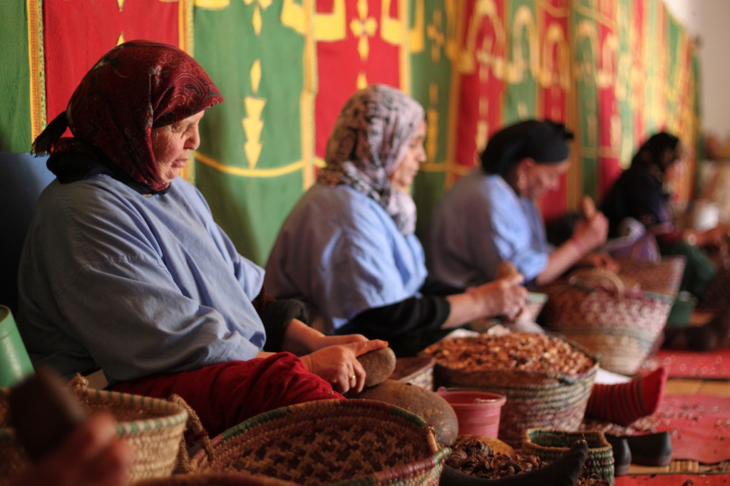 The Berber Women