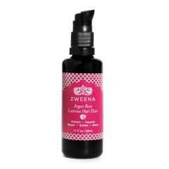 Argan Rose Lustrous Hair Elixir