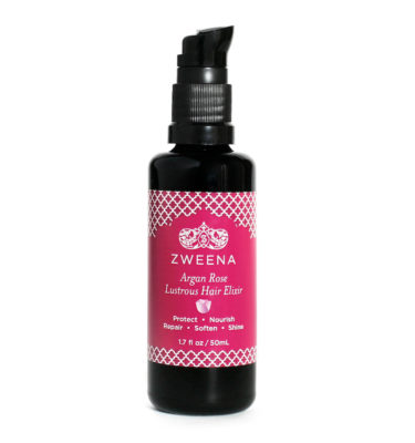 Zweena-Argan-Rose-Lustrous-Hair-Elixir